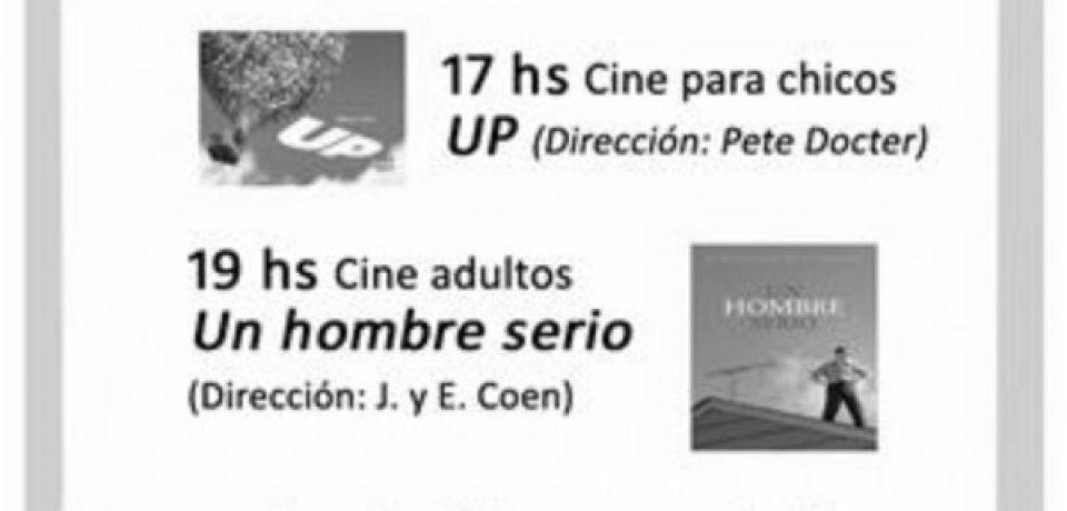 Afiche Cine Parque Patricios