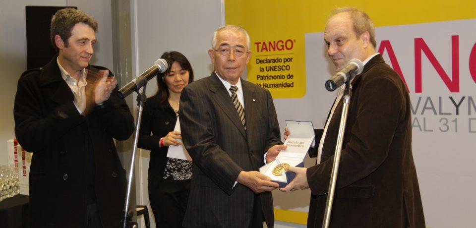 EL INVENTOR DEL TANGO EN JAPÓN