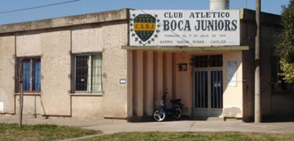 CLUBES DE BARRIO: ¡SALIÓ EL 492!