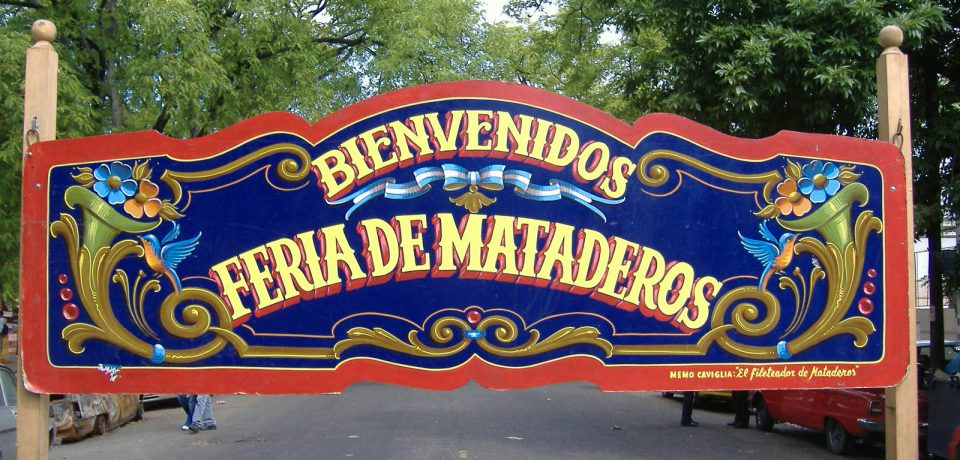MATADEROS: HAY FIESTA EN LA FERIA