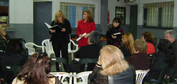 Séptima reunión Preconsejo Consultivo Comunal