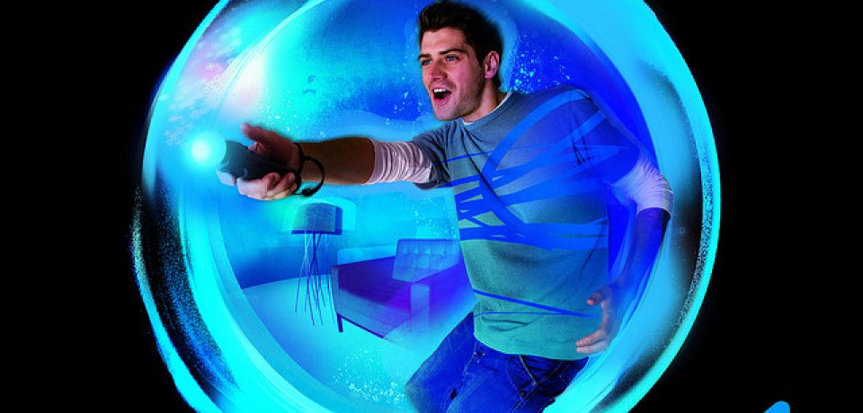 PlayStation MOVE: NINGUN JUEGO