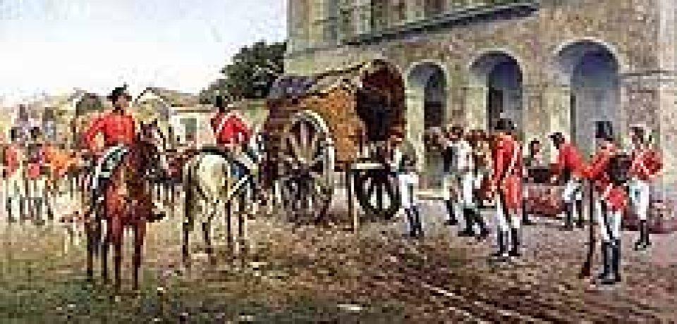 Setiembre 12 de 1806: PRIMER SAQUEO INGLÉS A LA ARGENTINA