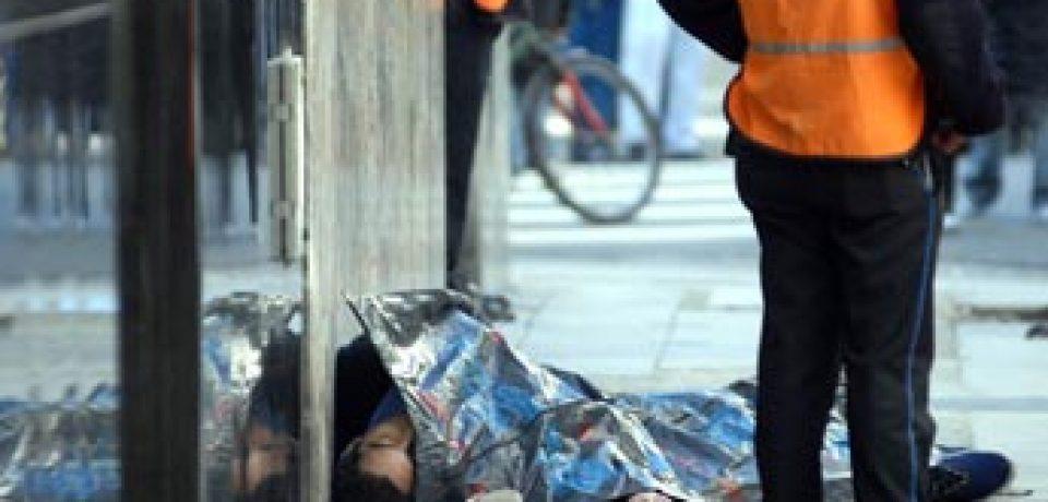 POLICÍA ABATE A LADRÓN A BORDO DE UN COLECTIVO