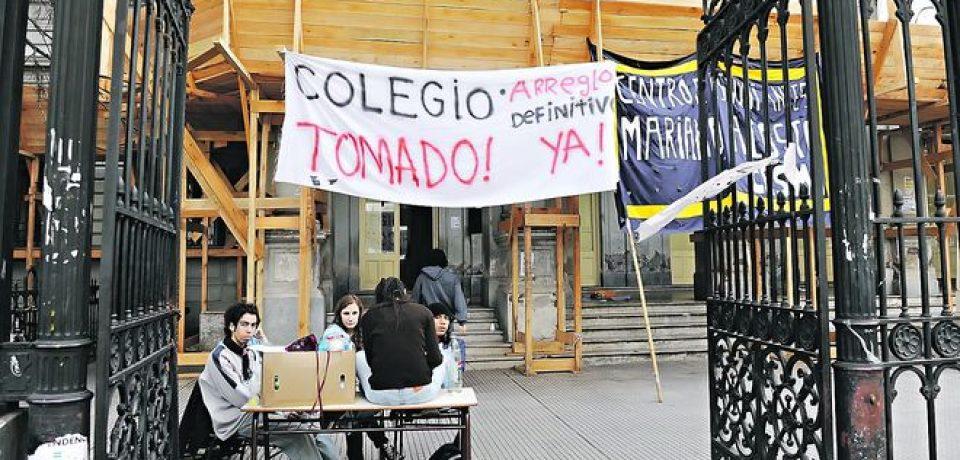 COLEGIOS TOMADOS: FRACASO DE LAS NEGOCIACIONES