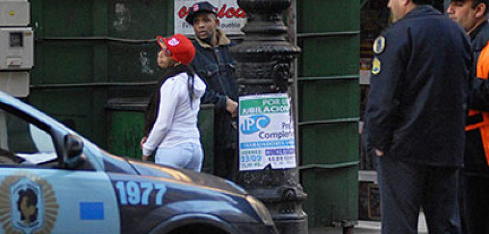 CENTRO: VIOLENTA PELEA ENTRE DOMINICANOS Y ARGENTINOS
