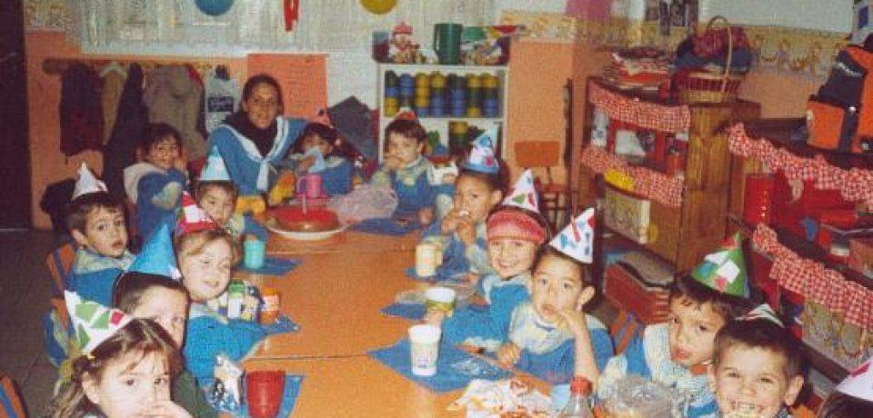 JARDÍN DE INFANTES CON CUSTODIA POLICIAL