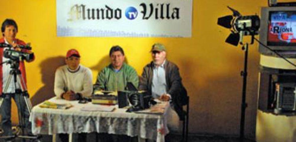"""FUE ASESINADO EL DUEÑO DEL CANAL DE CABLE """"MUNDO VILLA"""""""