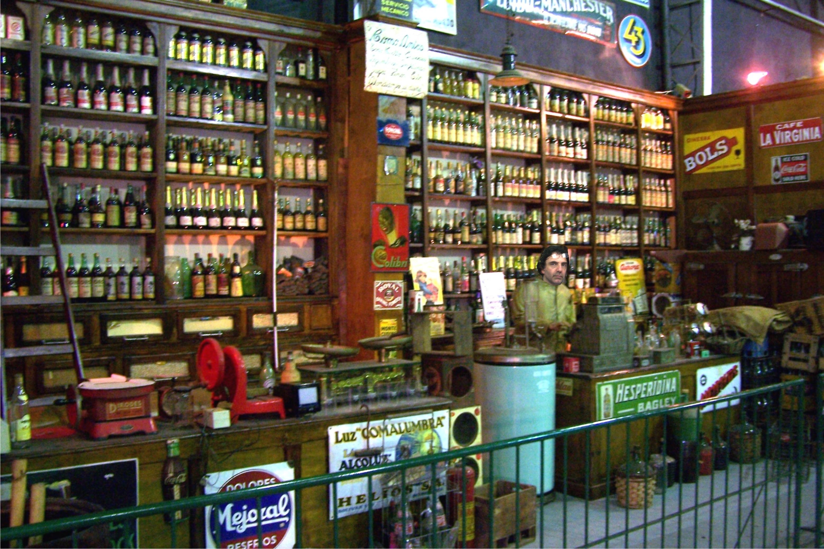"""el viejo almacén de """"don Giovanne"""" www.noticiario-sur.com.ar"""