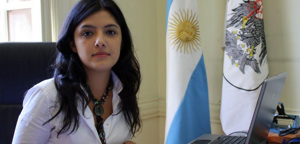 ROCÍO SÁNCHEZ ANDÍA: HOY MACRI ESTÁ AMPARANDO CORRUPTOS