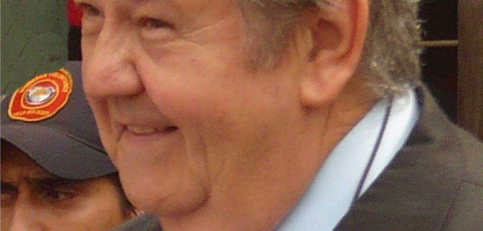 JORGE RODRÍGUEZ; EL ADIÓS