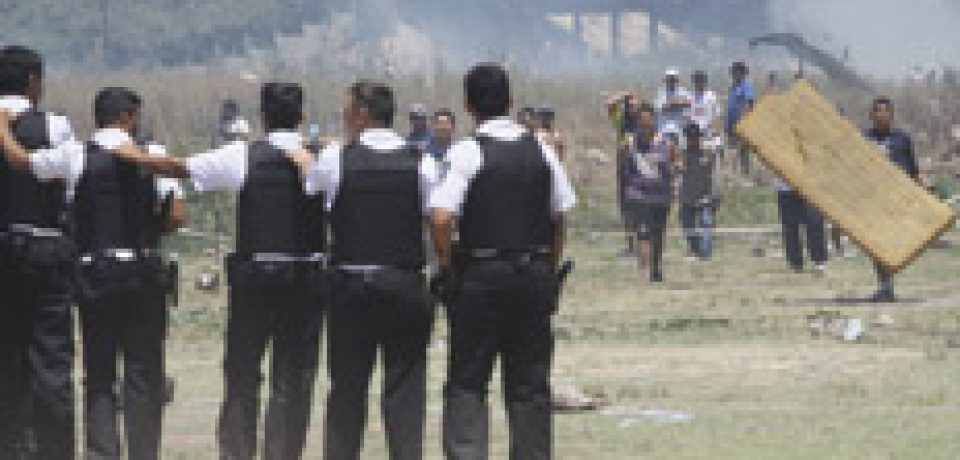 LOS POLICÍAS DEL INDOAMERICANO FUERON SOBRESEÍDOS