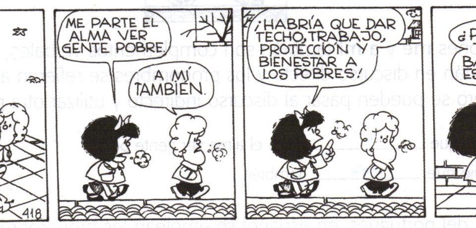 LA VIGENCIA DE MAFALDA