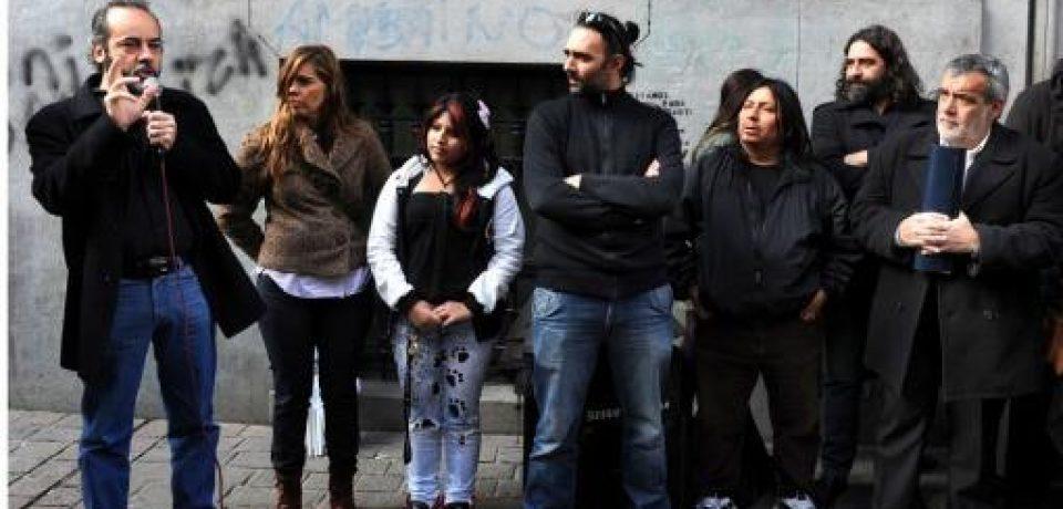 BAJO FLORES: VECINOS MARCHARON RECLAMANDO ESCUELAS