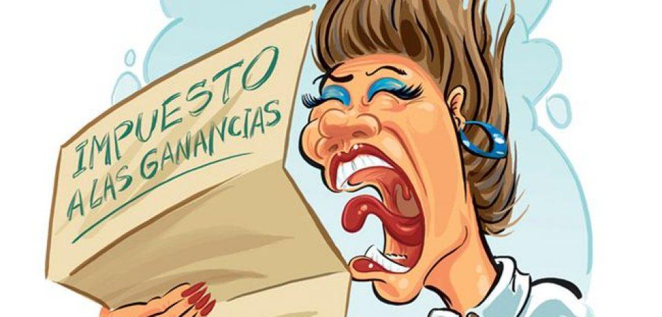 GANANCIAS: SALIÓ EL DECRETO LEY