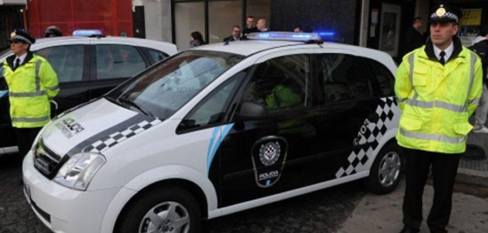NUEVA POMPEYA: POLICÍA DE LA METROPOLITANA HERIDO DE BALA