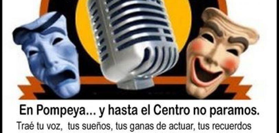 EN JUVENTUD Y ARMONÍA VUELVE EL RADIOTEATRO DE LA MANO DEL C.C. HOMERO MANZI