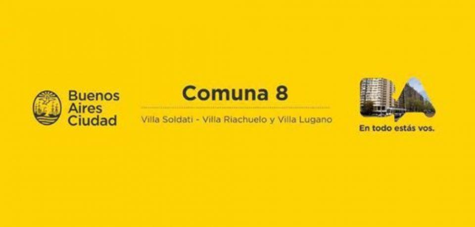 COMUNA 8: INVITA A 7ma REUNIÓN DEL CONSEJO CONSULTIVO COMUNAL