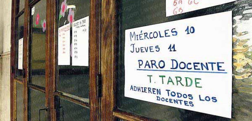MACRI DEBERÁ DEVOLVER LOS DESCUENTOS A DOCENTES