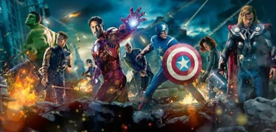 "ESTRENO: ""THE AVENGERS – AGE OF ULTRON"""