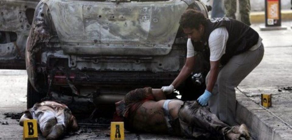 NUEVA POMPEYA: ENCUENTRAN UN CADÁVER DE MUJER EN UN AUTO INCENDIADO