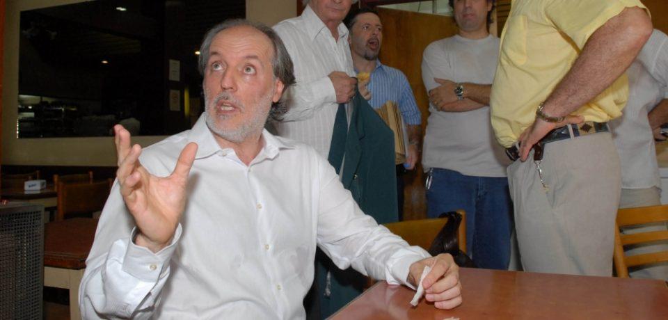 ALEJANDRO AMOR ES EL NUEVO DEFENSOR DEL PUEBLO DE LA CIUDAD