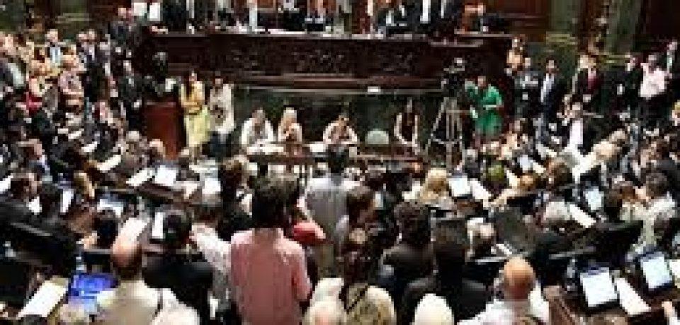 LEGISLADORES PORTEÑOS: $ 30.000 DE SUELDO CON EL AUMENTO DEL 57%