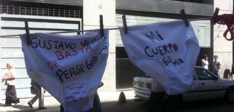 BOMBACHAZO DE PROSTITUTAS CONTRA EL LEGISLADOR GUSTAVO VERA