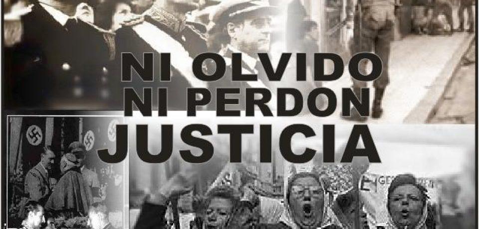 A 38 AÑOS DE LA MÁS SANGRIENTA DICTADURA CÍVICO-MILITAR DE NUESTRA HISTORIA