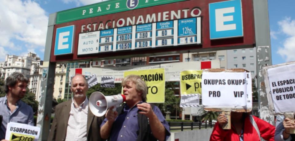 GUSTAVO VERA DENUNCIA AL PRO POR REGALAR ESPACIOS PÚBLICOS