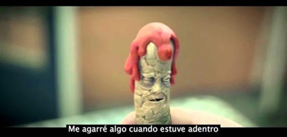 EL MEJOR AVISO DE LA HISTORIA CONTRA LA COMIDA CHATARRA