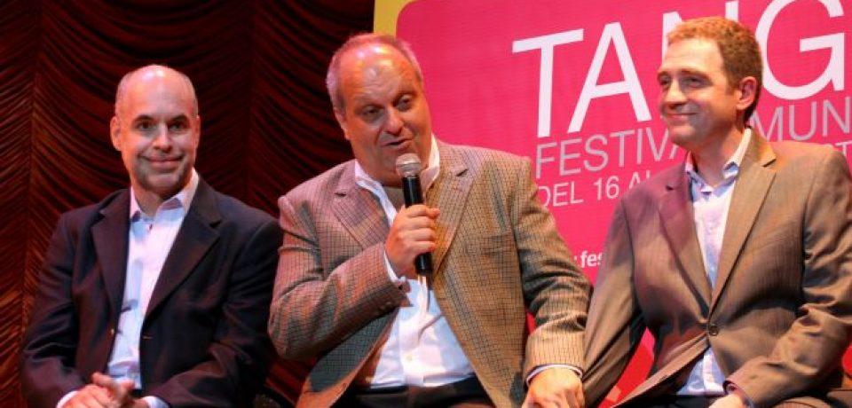 SE VIENE EL FESTIVAL MUNDIAL DE TANGO 2014