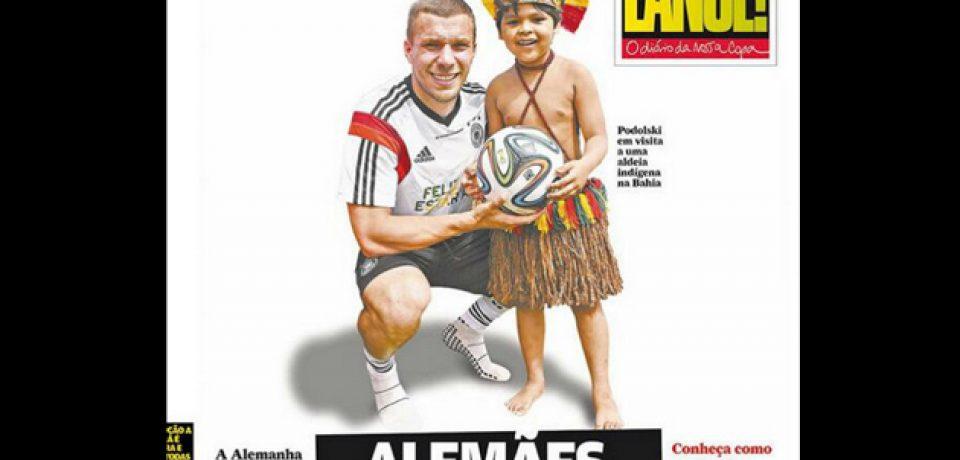 """LOS BRASILEROS SON AHORA: """"ALEMANES DESDE CHIQUITOS"""""""