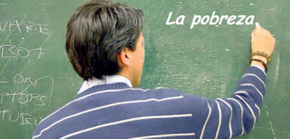 LA CIUDAD AUTÓNOMA NIEGA LA EDUCACIÓN A LOS MÁS POBRES