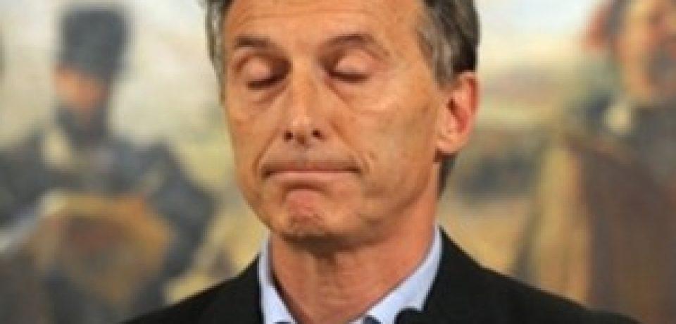 MACRI NO IRÁ A JUICIO POR LAS ESCUCHAS ILEGALES