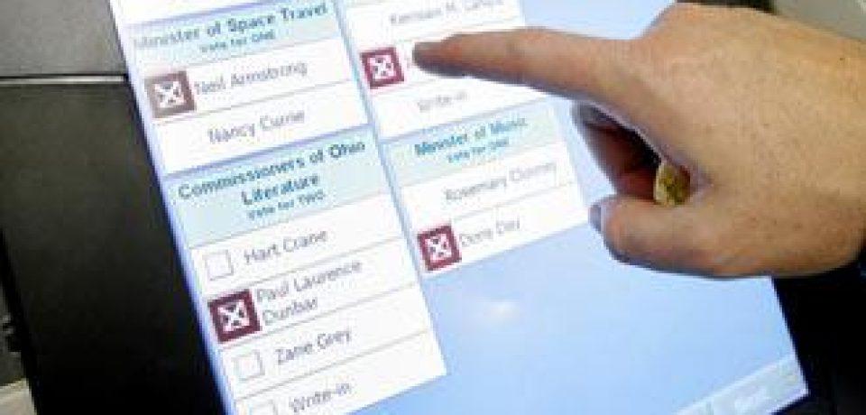 El oficialismo logró aprobar la boleta electrónica en Diputados