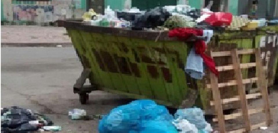 LA LEGISLADORA CLAUDIA NEIRA DENUNCIA LA FALTA DE HIGIENA URBANA EN LA VILLA 20