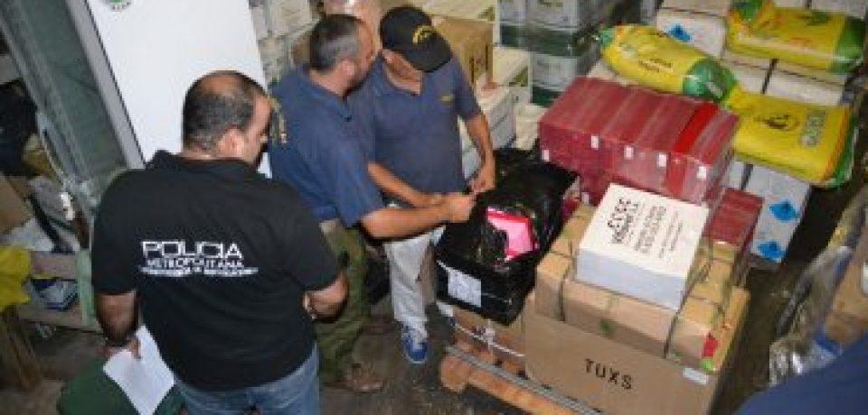 CAE BANDA DE PIRATAS CON SEDE EN POMPEYA Y BELGRANO