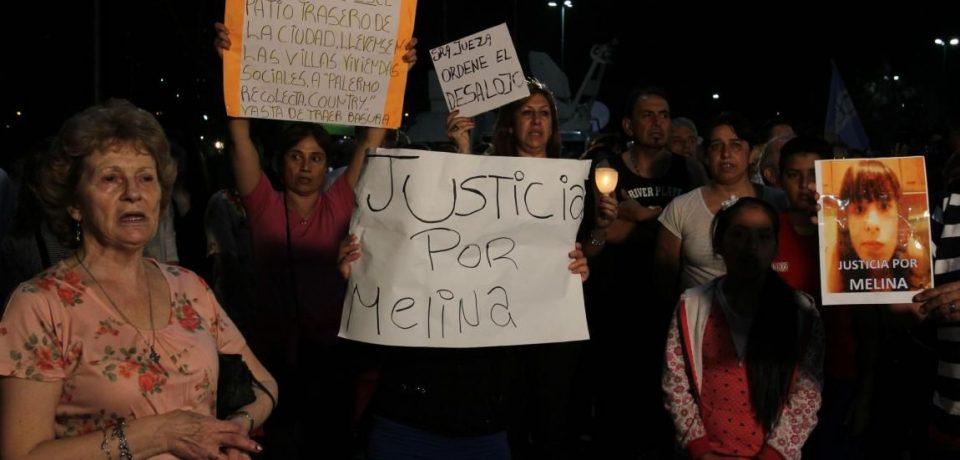 SE SUSPENDE EL JUICIO POR EL CRIMEN DE MELINA LÓPEZ