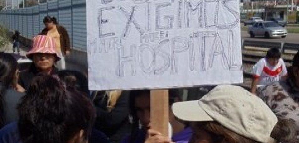 HOSPITAL DE LUGANO: AHORA DICEN QUE ESTARÁ EN EL 2020