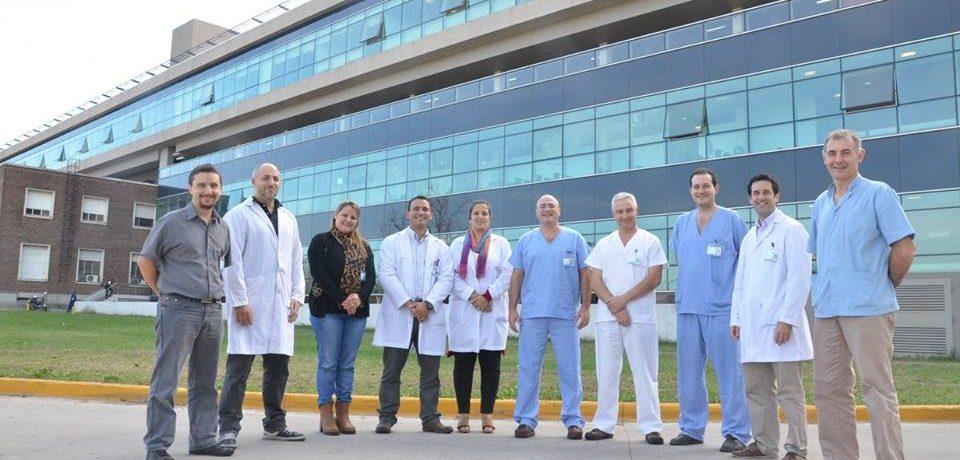 EL HOSPITAL POSADAS YA OPERA A PACIENTES DE PARKINSON