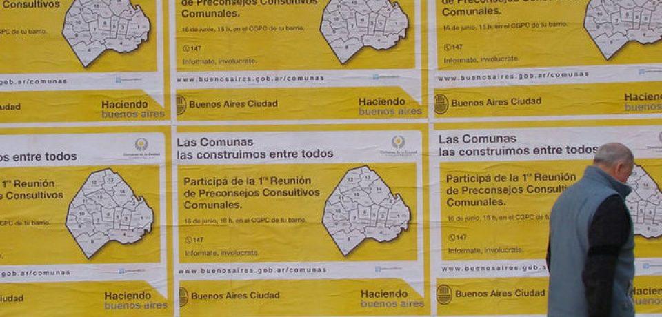 LAS JUNTAS COMUNALES DEBERÁN HACER PÚBLICAS SUS ACTIVIDADES