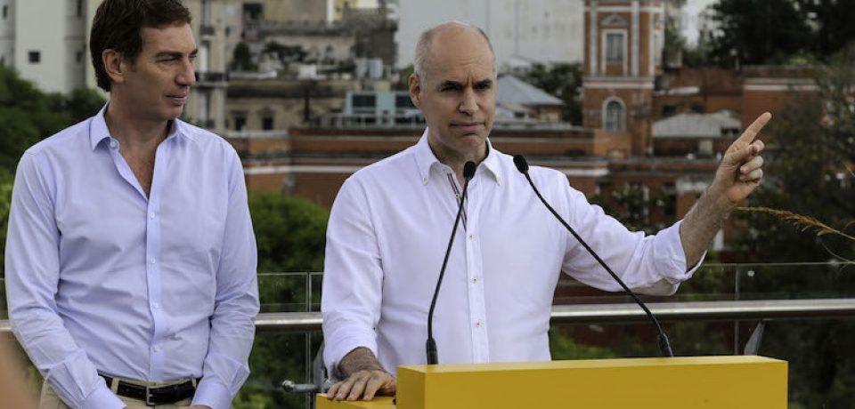 """RODRÍGUEZ LARRETA SOBRE LOS CORTES DE LUZ: """"DAREMOS TODO EL APOYO"""""""