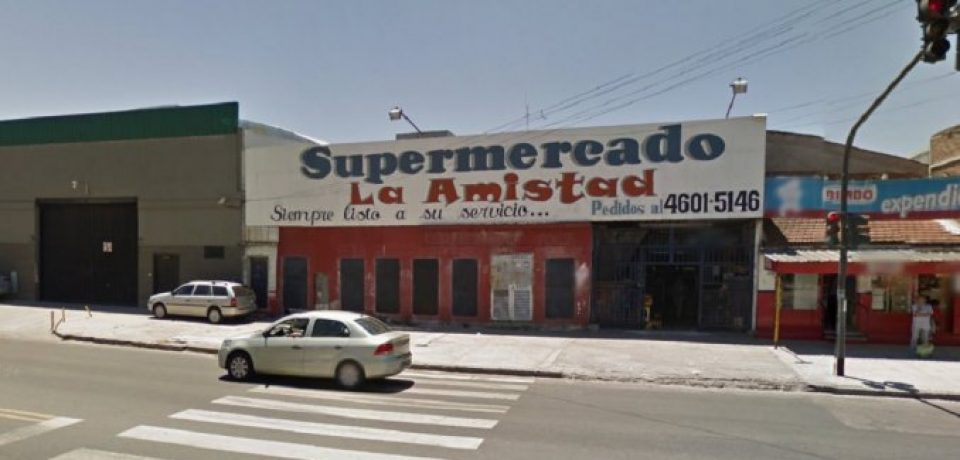 LUGANO: ASALTO CON HERIDOS EN SUPER CHINO EN LUGANO