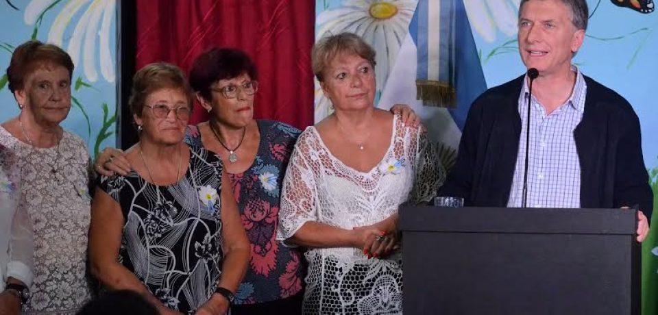Macri anunció un pago extra de $500 para jubilados y beneficiarios de AUH