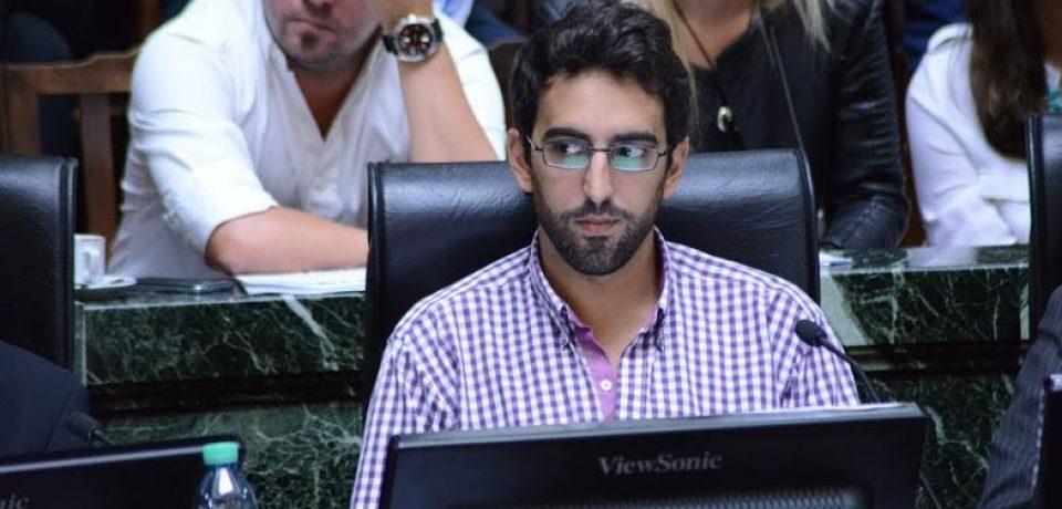 Patricio Del Corro planteó que el PRO se negó a investigar TIME WARP