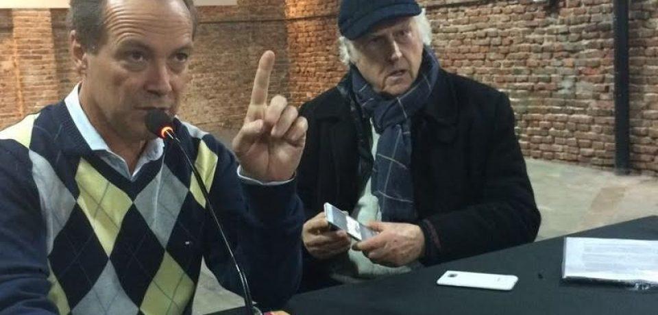 Buscan salida para la crisis económica dos referentes progresistas