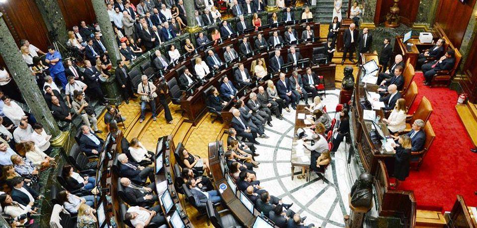 Nuevas autoridades en la legislatura para el 2017