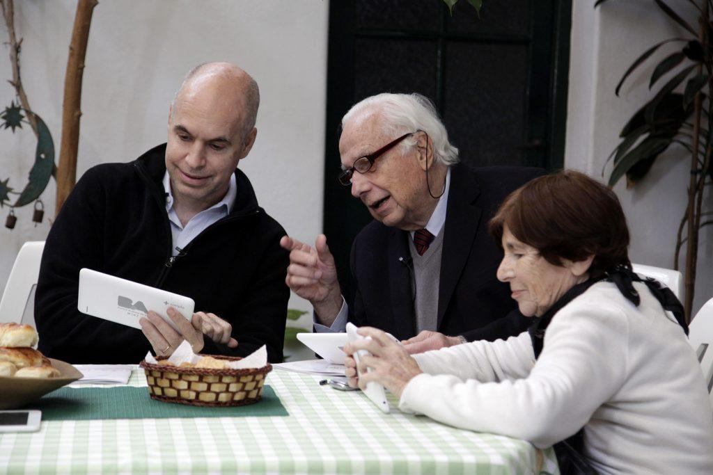 TECH Adultos Mayores