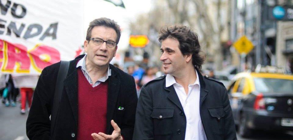 Dirigentes del FIT presentan amparo contra el tarifazo